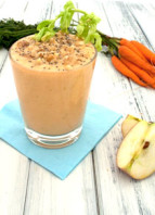 Carrot Apple Celery Smoothie