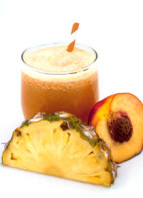 Peach Pineapple Juice